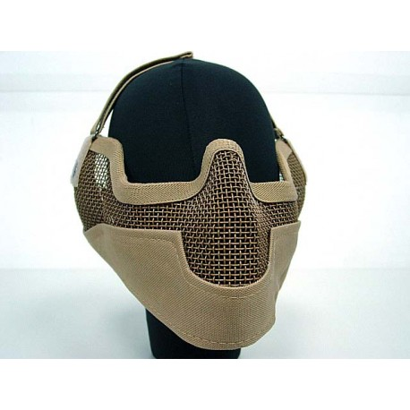 masque grillagé airsoft
