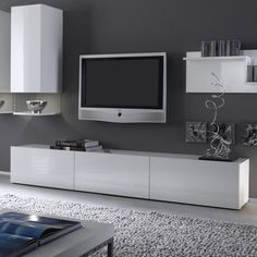 meuble banc tv design
