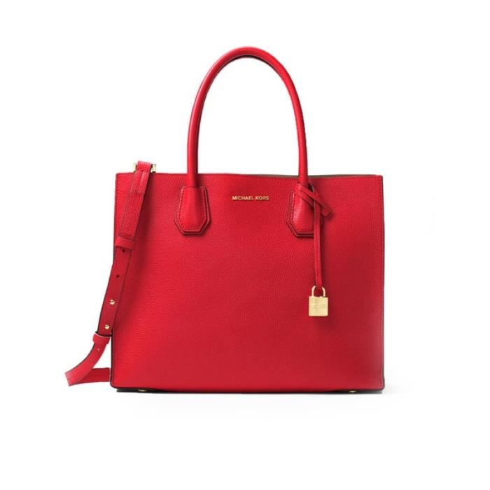 michael kors sac rouge