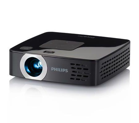 mini projecteur philips picopix