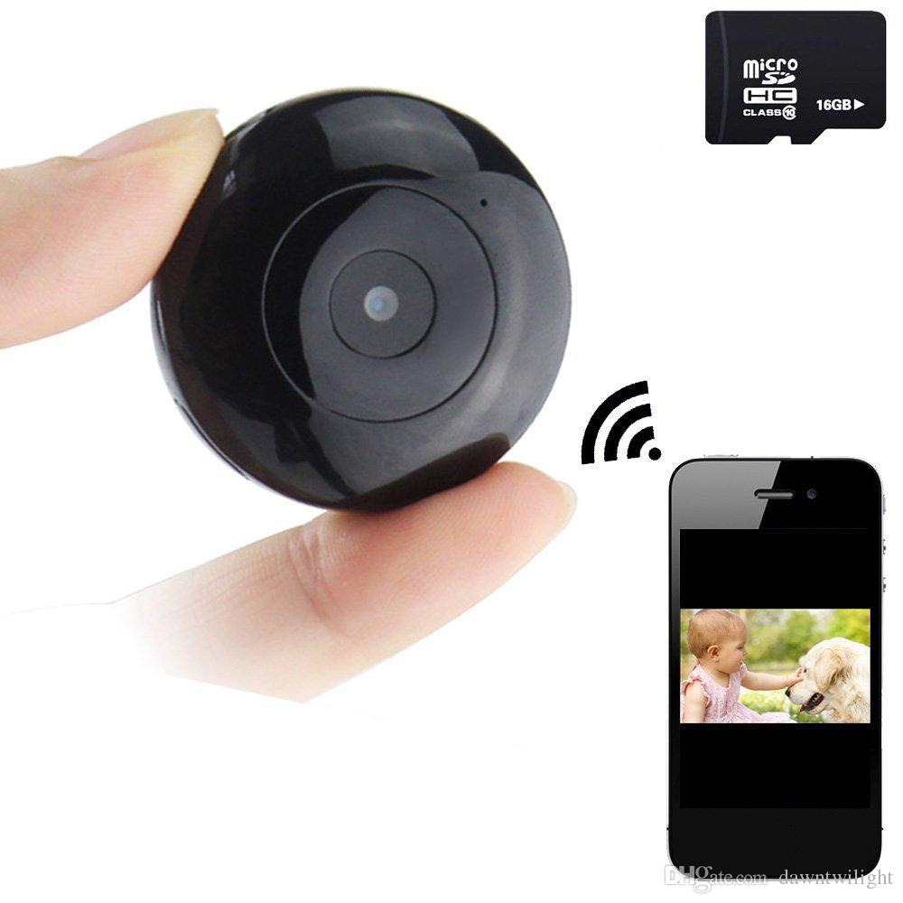 mini wifi video camera
