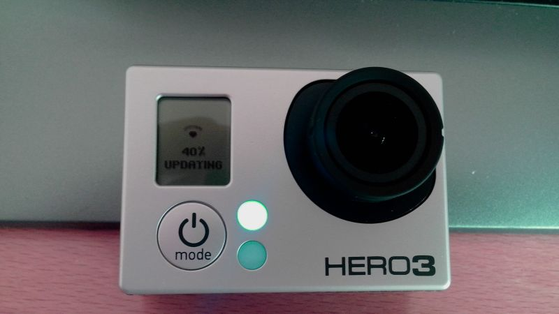 mise a jour gopro