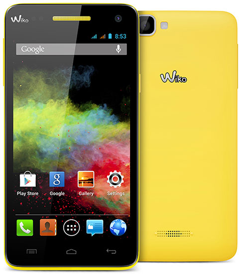 mobile wiko rainbow