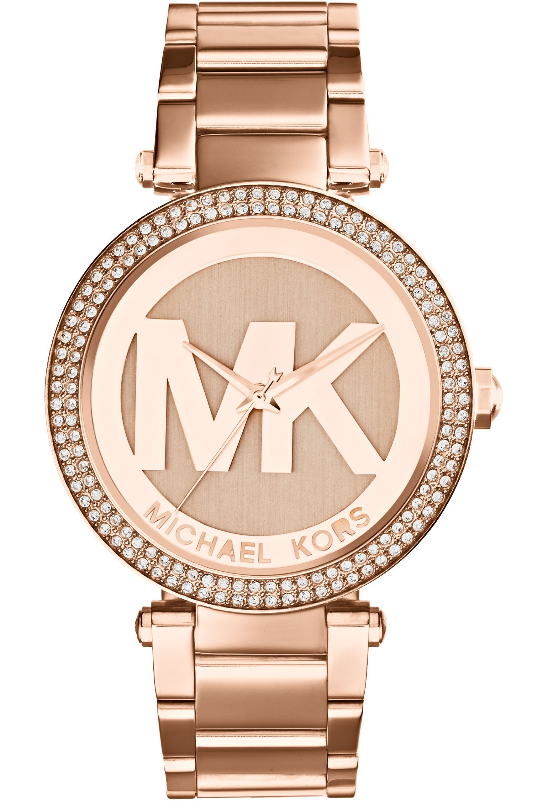 montre michael kors or rose