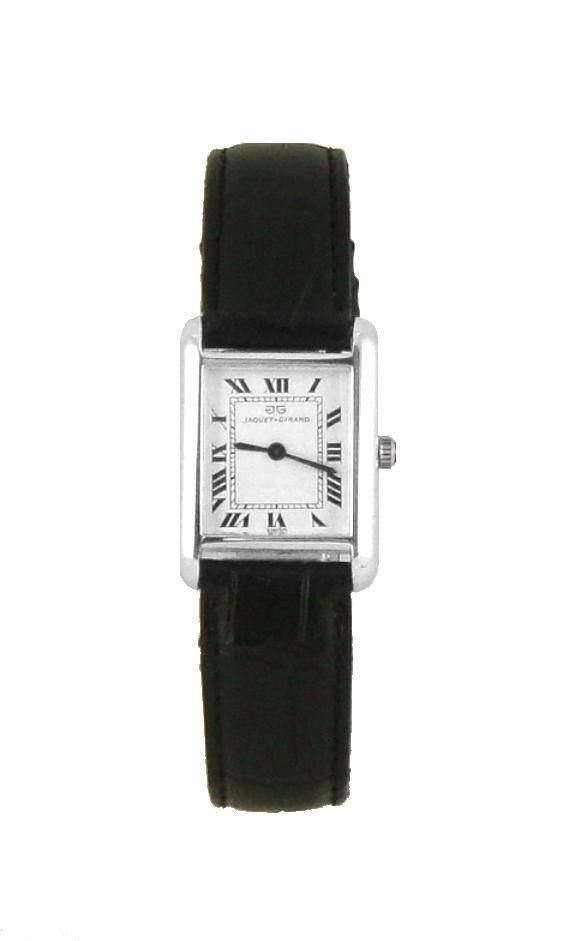 montre rectangulaire femme luxe