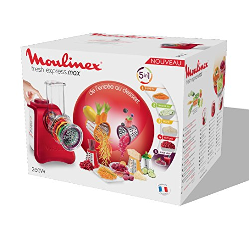 moulinex fresh express 5 en 1