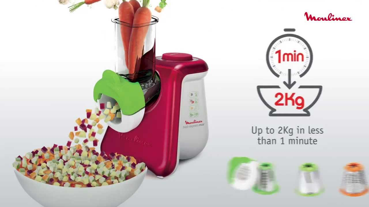 moulinex fresh express max 5 en 1