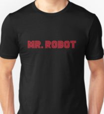 mr robot tee shirt