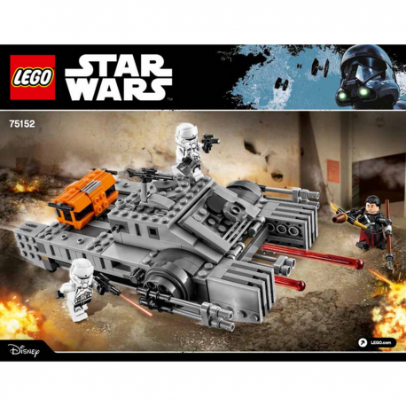 notice lego star wars