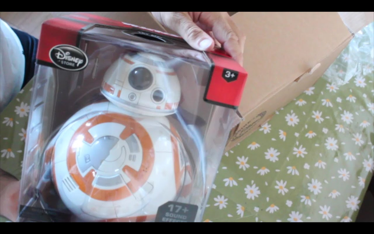 officiel star wars épisode vii bb 8 interactive parler figure