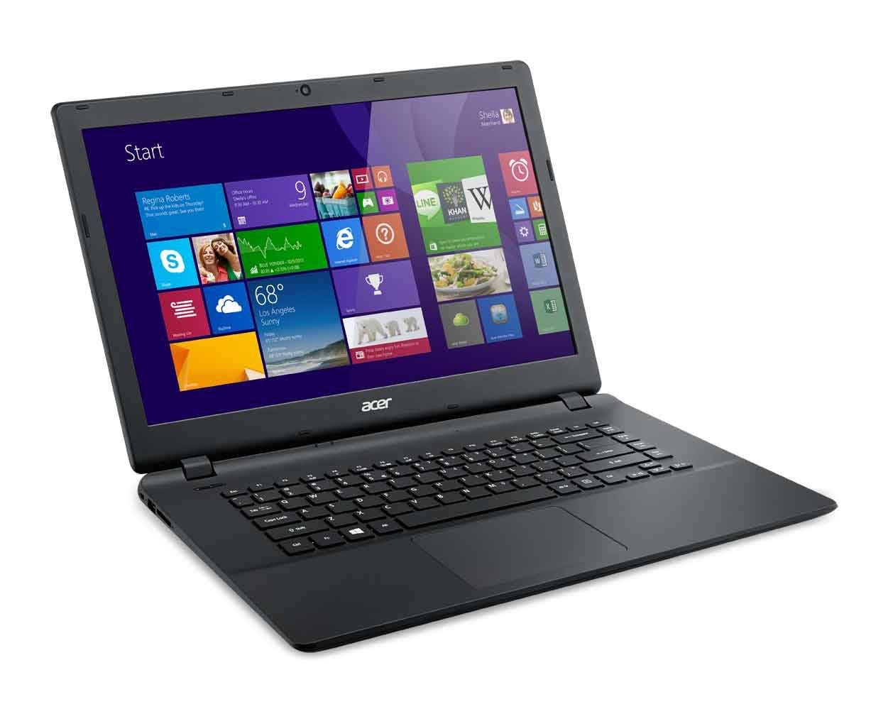 ordinateur acer aspire e15