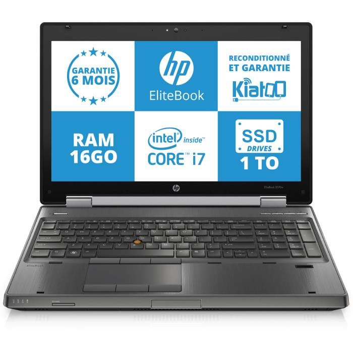 ordinateur portable intel core i7