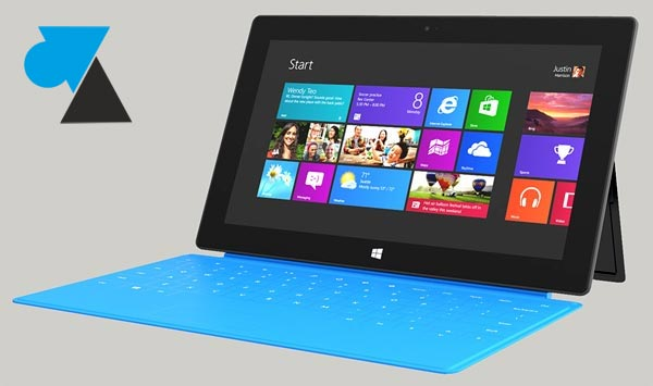 ordinateur tablette windows