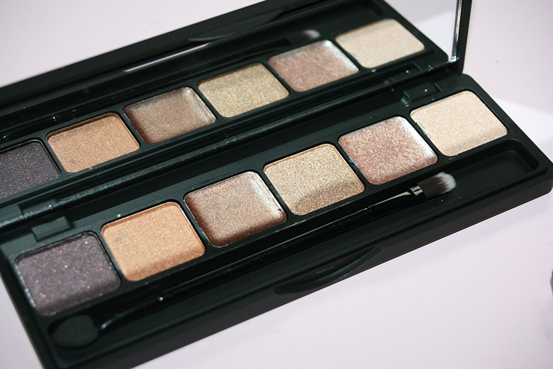 palette maquillage sleek
