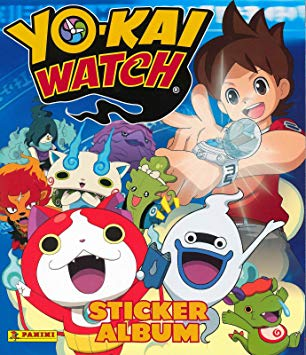 panini yokai watch
