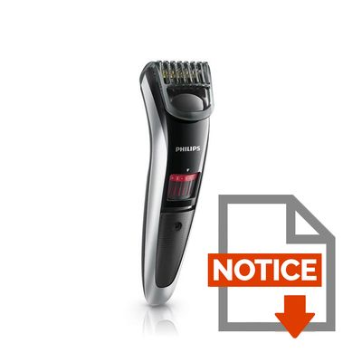 philips - qt4013/16 - tondeuse barbe series 3000