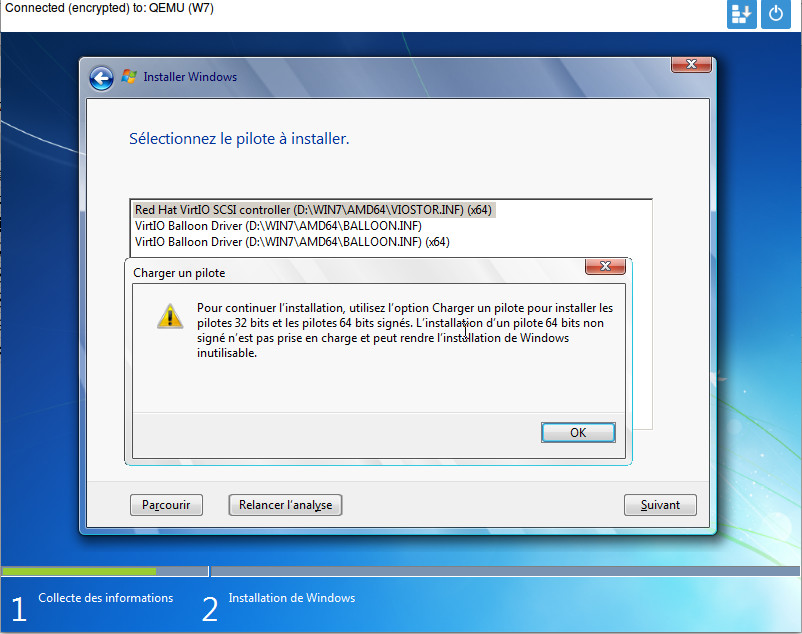 pilote disque dur sata windows 7