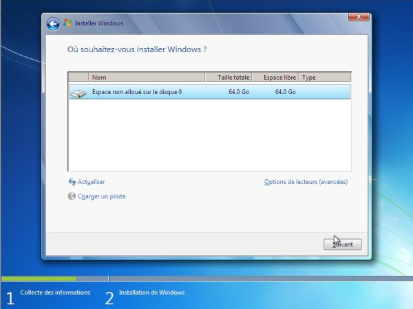 pilote lecteur dvd windows 7