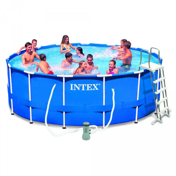piscine tubulaire intex ronde
