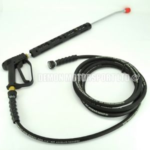 pistolet et flexible karcher
