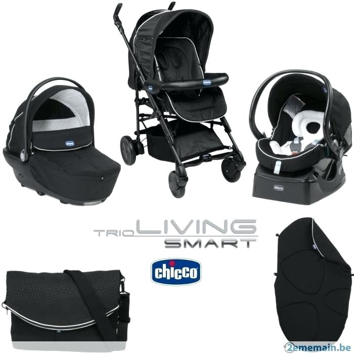 poussette chicco smart