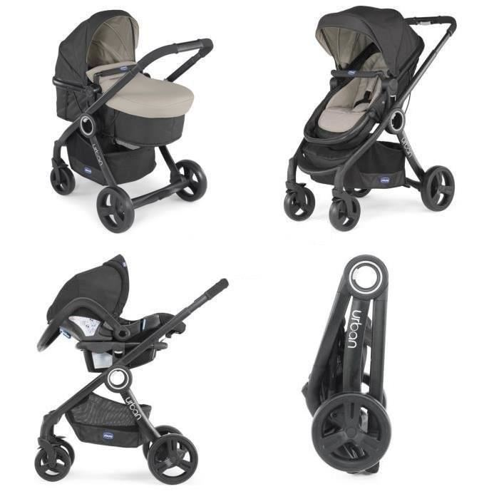 poussette chicco urban plus