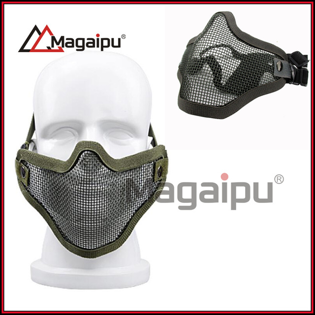 protection bouche airsoft