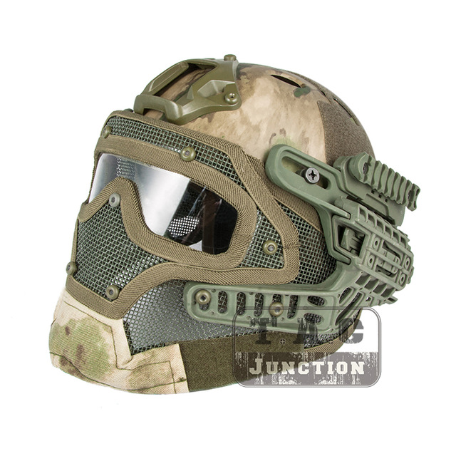 protection facial airsoft