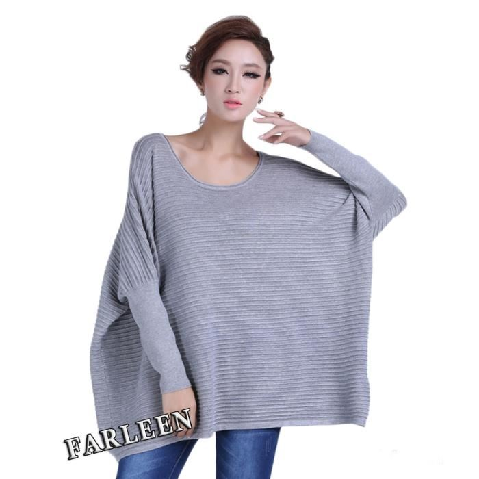 pull femme grande taille