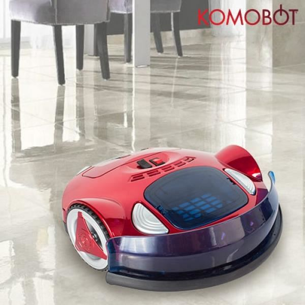 robot aspirateur intelligent