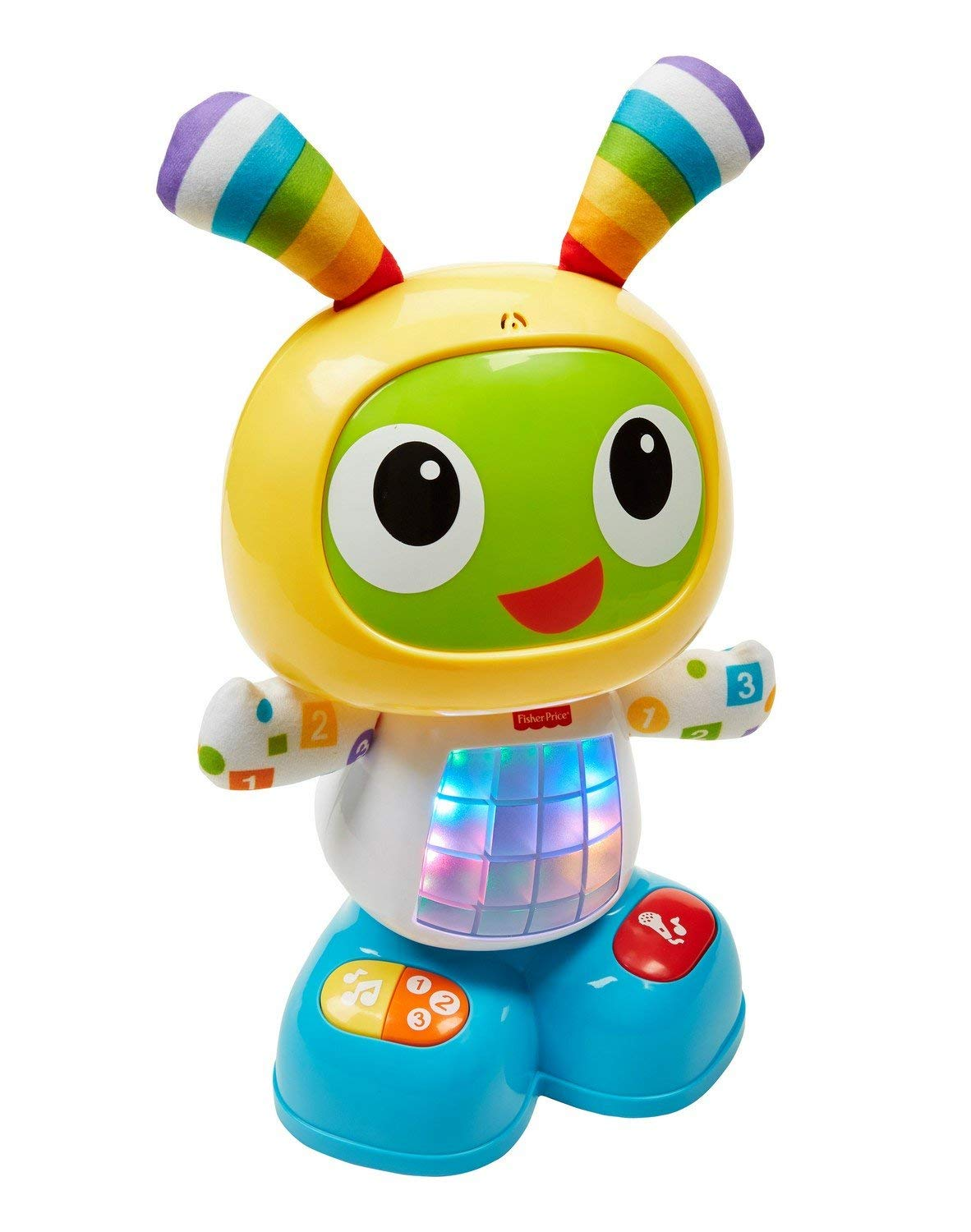 robot bebo fisher price