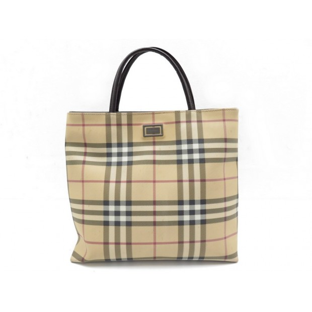sac a main burberry