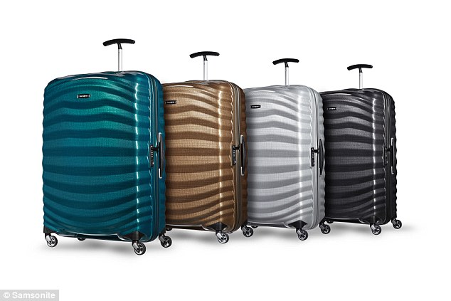 samsonite curv