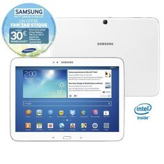 samsung galaxy tab 3 tablette tactile 10.1
