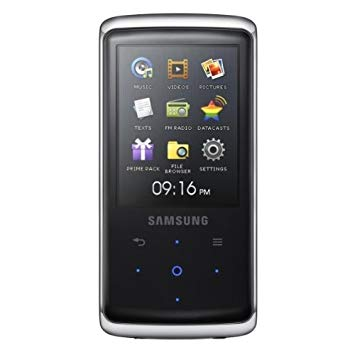 samsung mp4 tactile