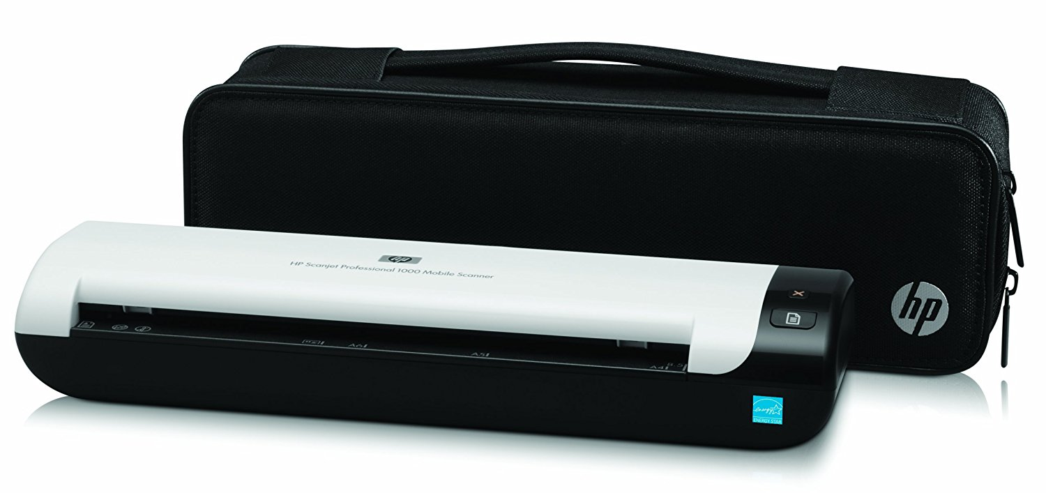 scanner portable hp