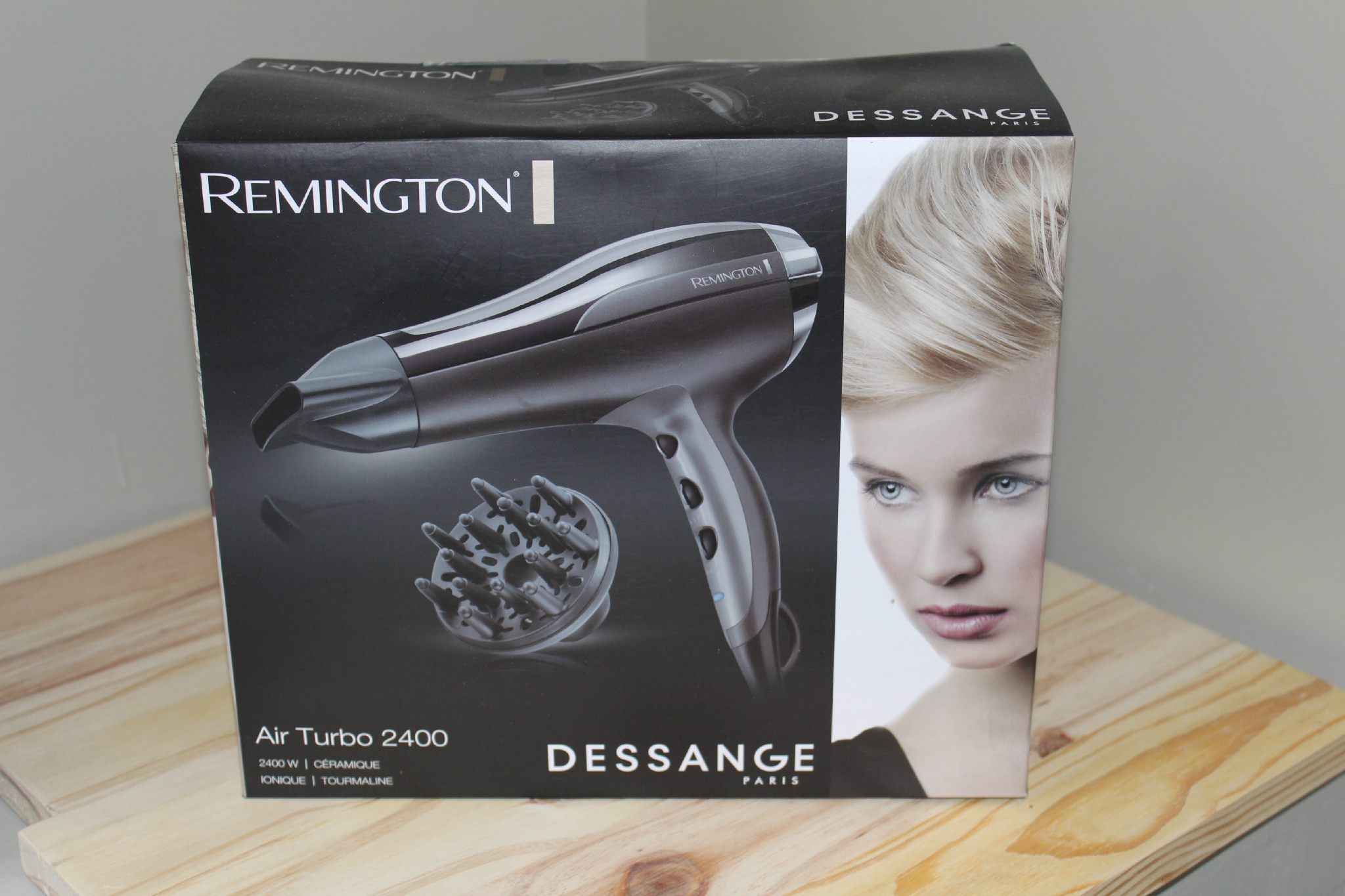 seche cheveux remington 2400w