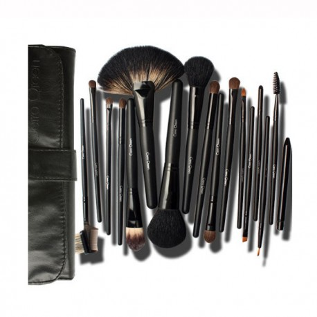 set de pinceaux maquillage professionnel