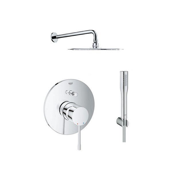 set douche grohe
