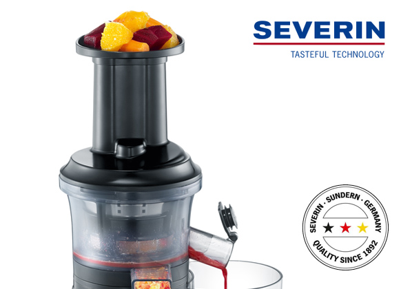 severin extracteur de jus