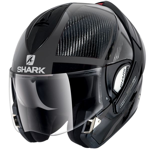 shark casque modulable