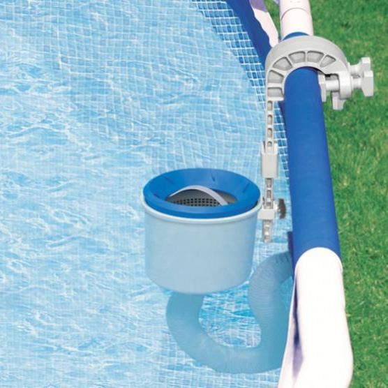 skimmer piscine hors sol intex