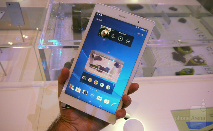 sony xperia z3 tablet compact 8