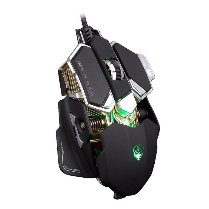 souris gamer 9 boutons