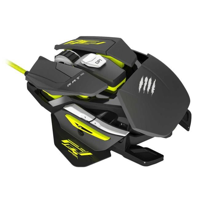 souris gaming mad catz