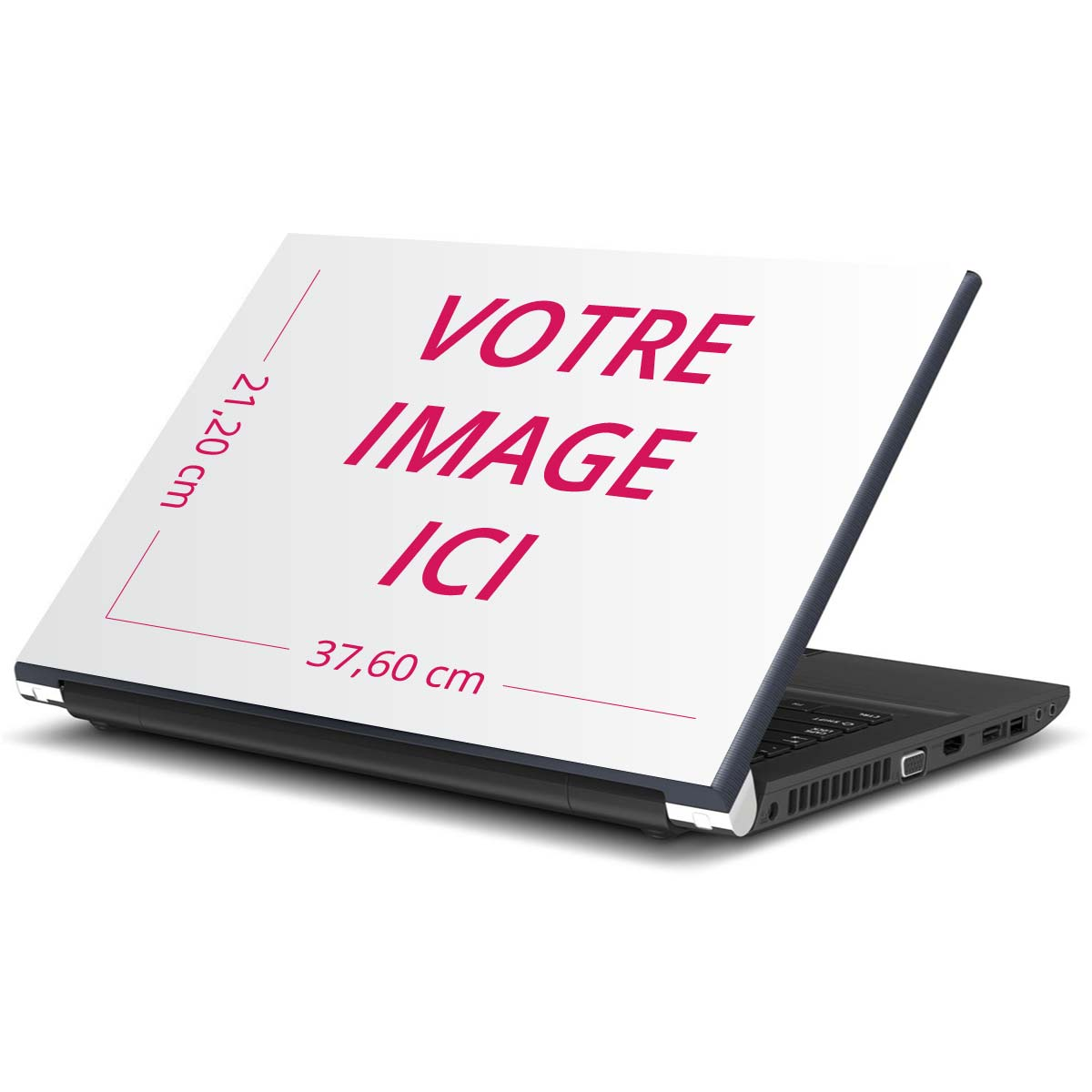 stickers ordinateur portable