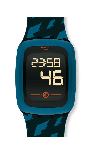 swatch digital