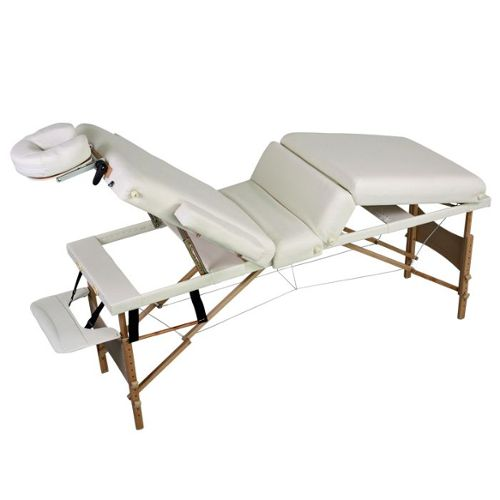 table de massage 4 zones