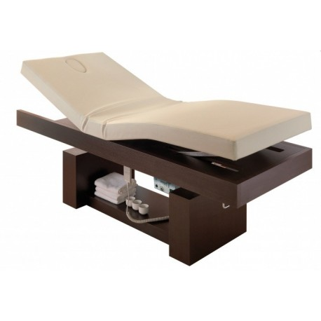 table de massage electrique