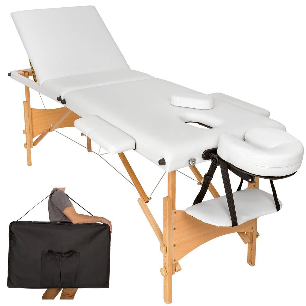 table de massage pliante 3 zones